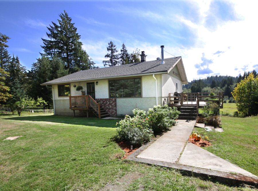 Farm Property For Sale On Vancouver Island