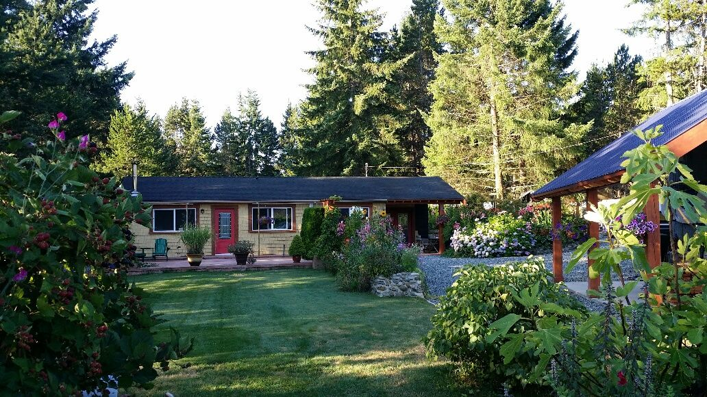 Thistledown Hobby Farm For Sale Vancouver Island Sold